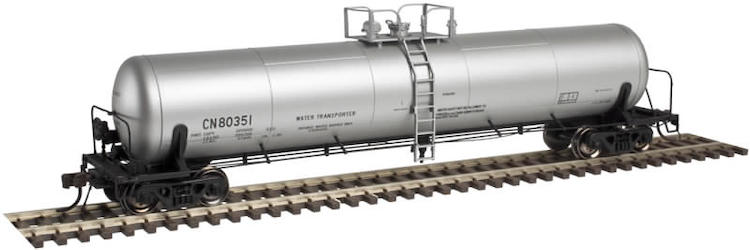 20,700 Gallon Tank Car Canadian National #80351 Master Series