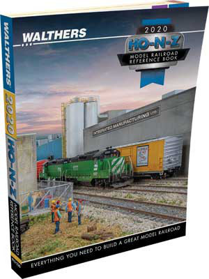 Walthers HO,N, Z Reference Book