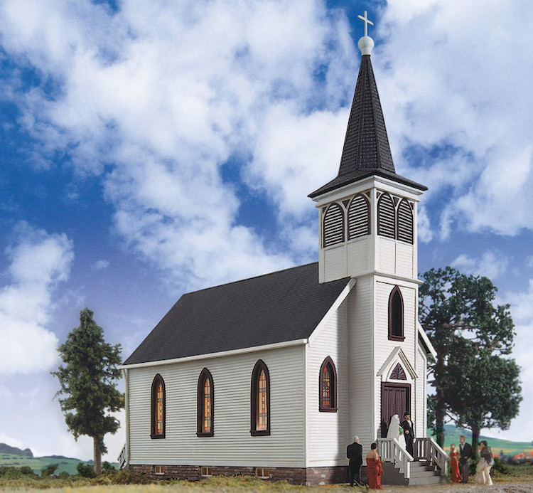 Cottage Grove Church Kit