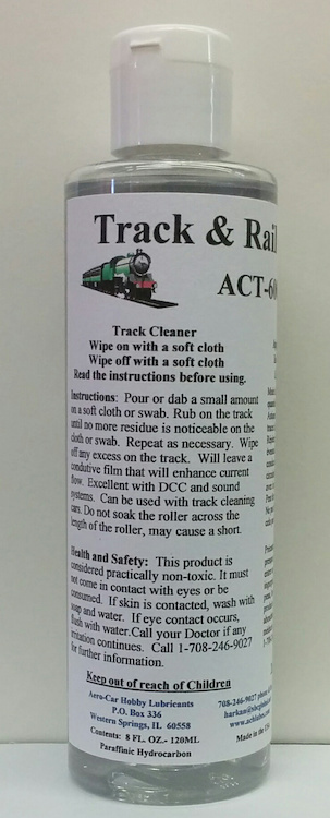 Track Cleaner and Contact Enhancer 8oz
