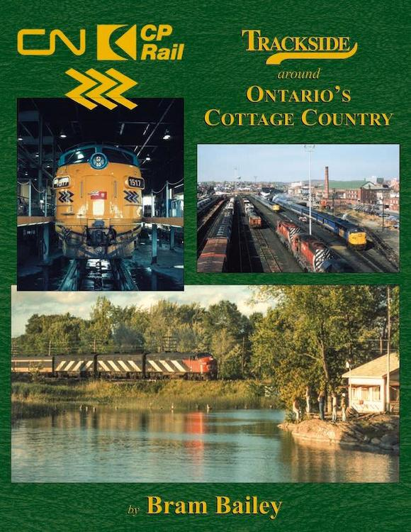 Trackside Around Ontario Cootage Country